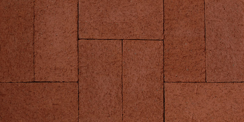 Pavers - Red
